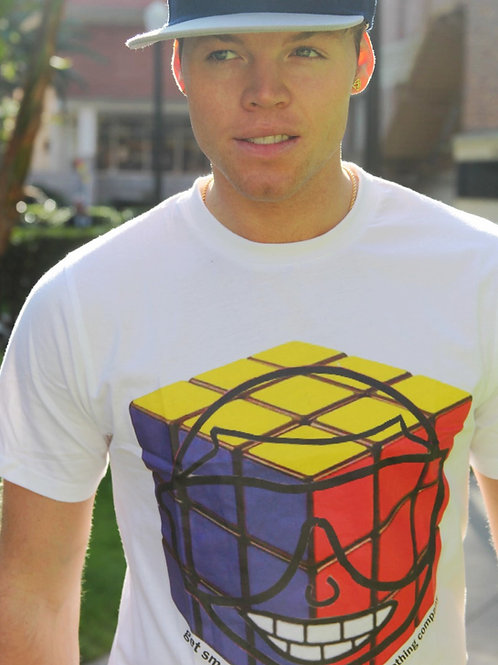 Rubik's Cube Tee