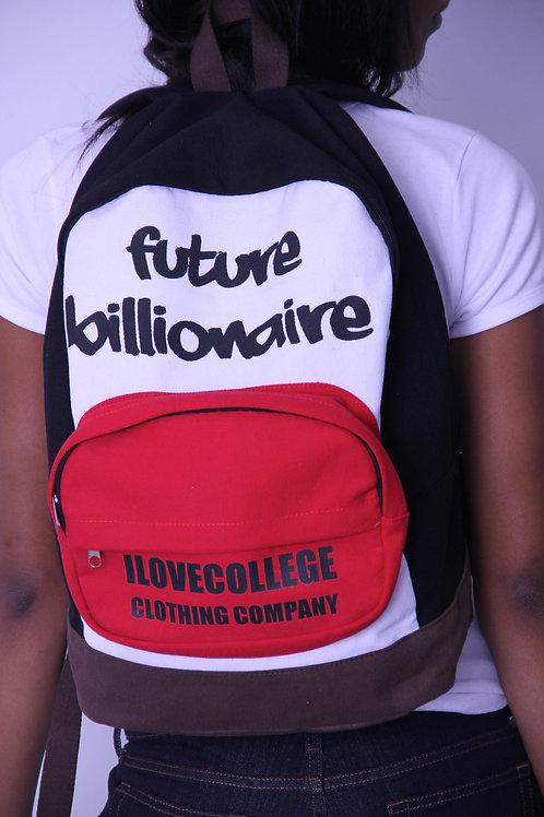 Future Billionaire Backpack