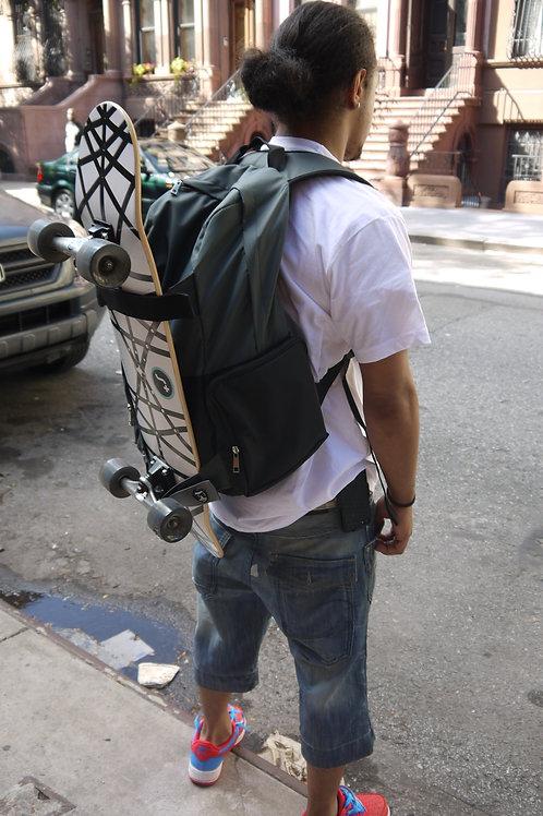 Skater Backpack Black & Gray