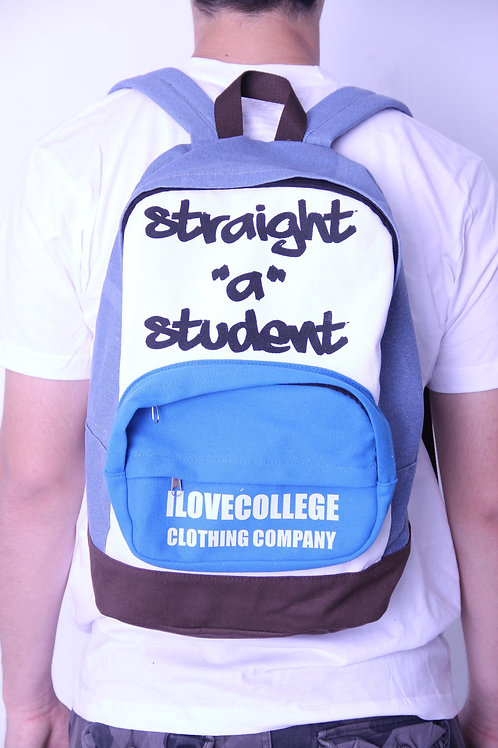 "Straight ""A"" Student Backpack"