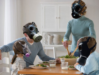 Surprising Fact About Cooking: The Toxic Air