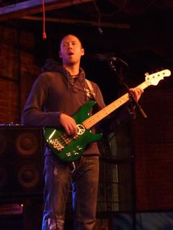 Jay Multanen (original bass)