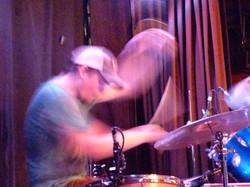 Randy Redburn (drums)