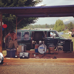 The van...Lily