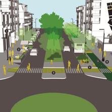 Efeitos da Forma Arquitetônica e Urbana no Movimento de Pedestre: Estudos investigativos em Bento Ferreira