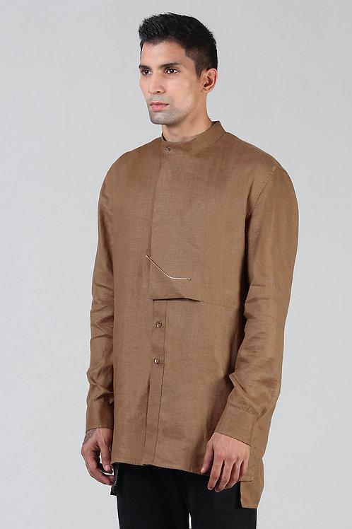 Bronze Latitude Shirt | Pure Hemp