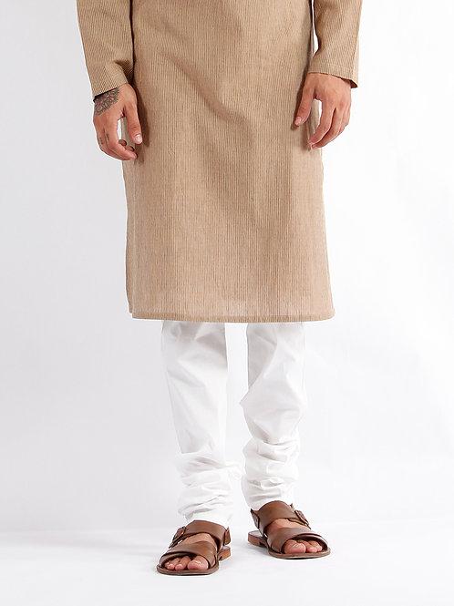 Button Fly Churidar Pyjamas | Cotton