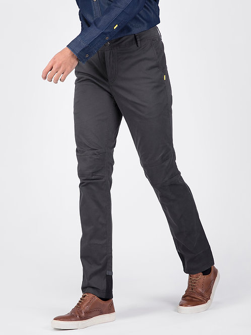 Grey Narrow 3D Fit Utility Trouser