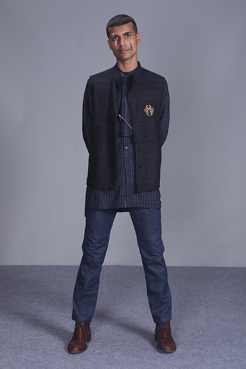 Aviator Jeans | Handloom Cotton