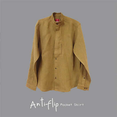 ANTI-FLIP POCKET BY DHATU