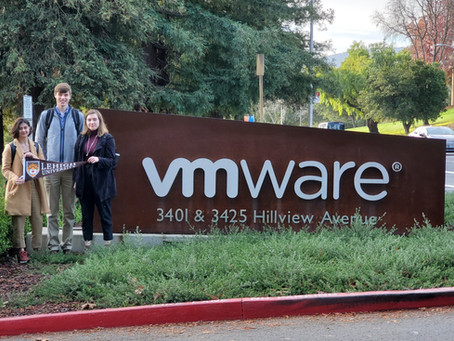 LSV++: Externship at VMware