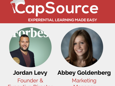 Startup Job Fair Success Story: Jordan Levy '14 & CapSource