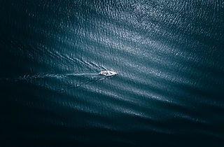 空中ボートショット