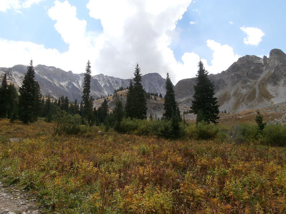 Capitol Peak, Fourteeners, 14ers, Aspen Colorado, Rocky Mountains, Backpacking