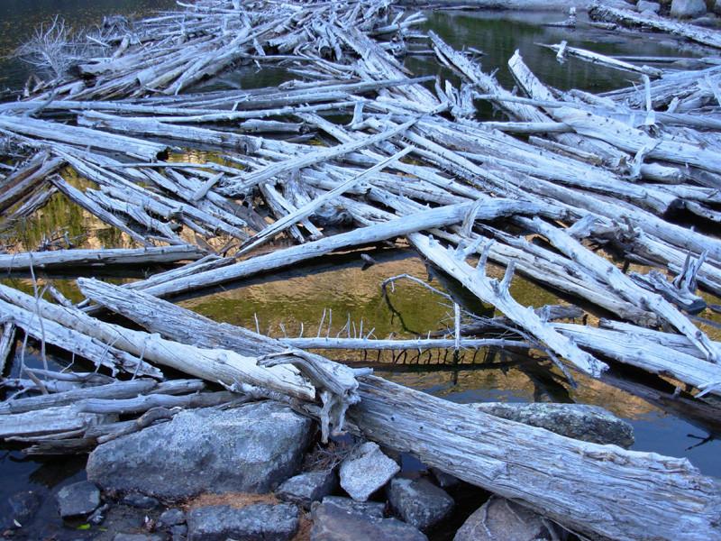 Black Lake, Mills Lake, Rocky Mountain National Park, Colorado, Rocky Mountains, Hiking, Backpacking