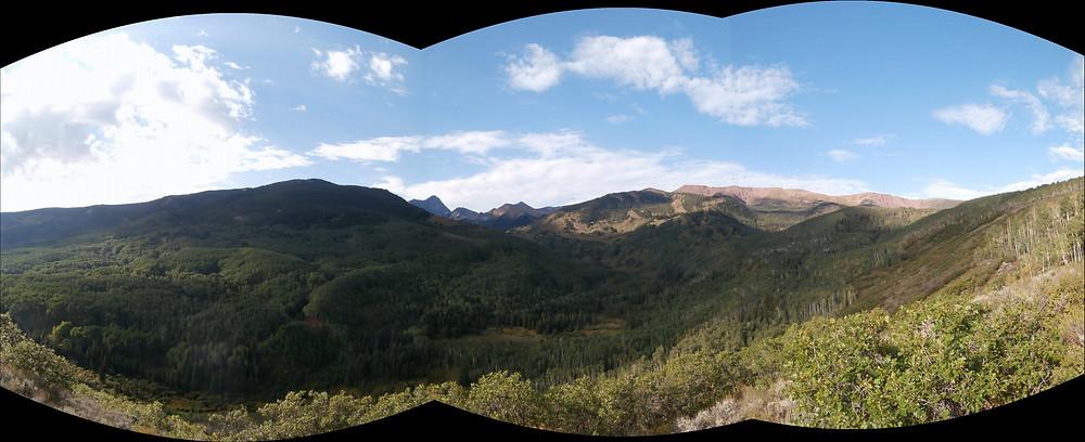 Capitol Peak, Fourteeners, 14ers, Aspen Colorado, Rocky Mountains