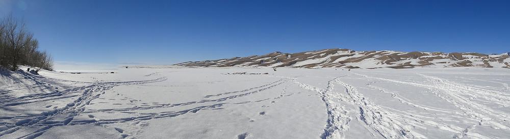 Medano Creek, Great Sand Dunes National Monument