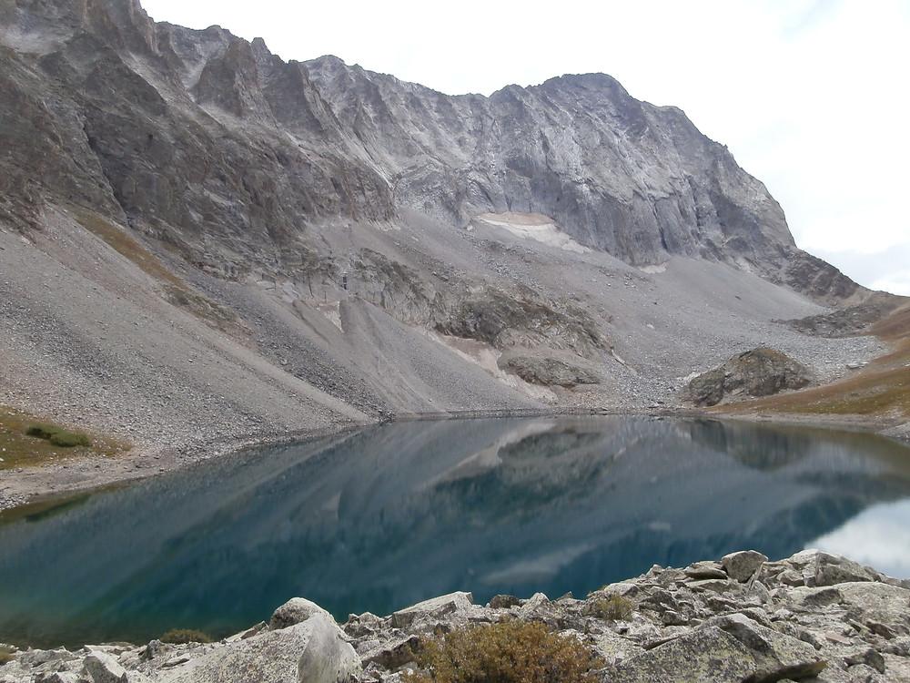 Capitol Peak, Fourteeners, 14ers, Aspen Colorado, Rocky Mountains, Backpacking, Capitol Lake