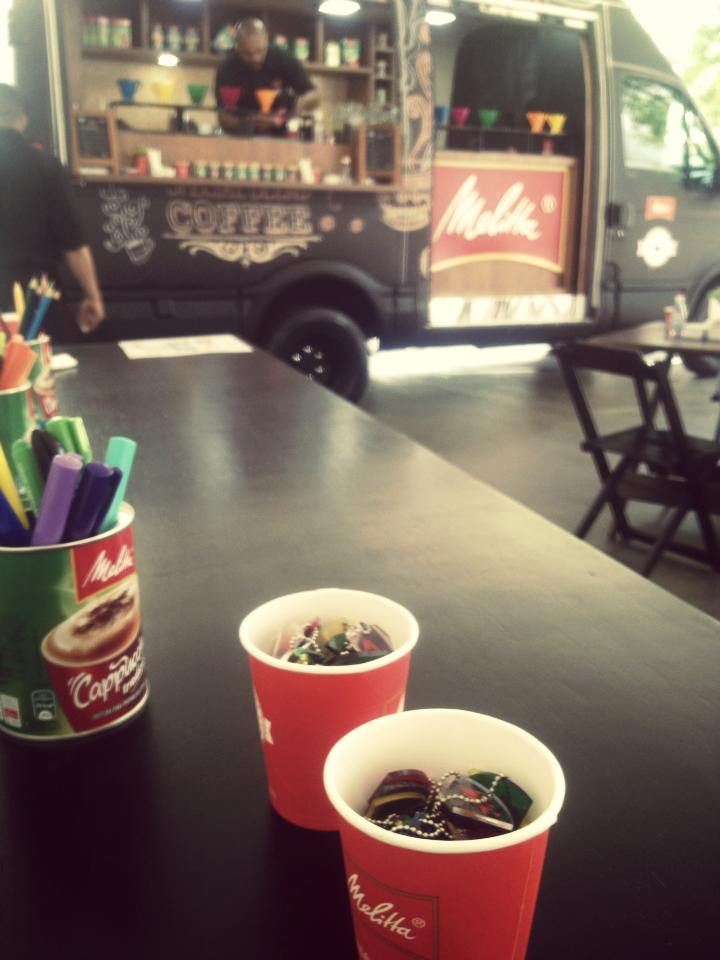 [corporativo] Melitta Coffee Truck