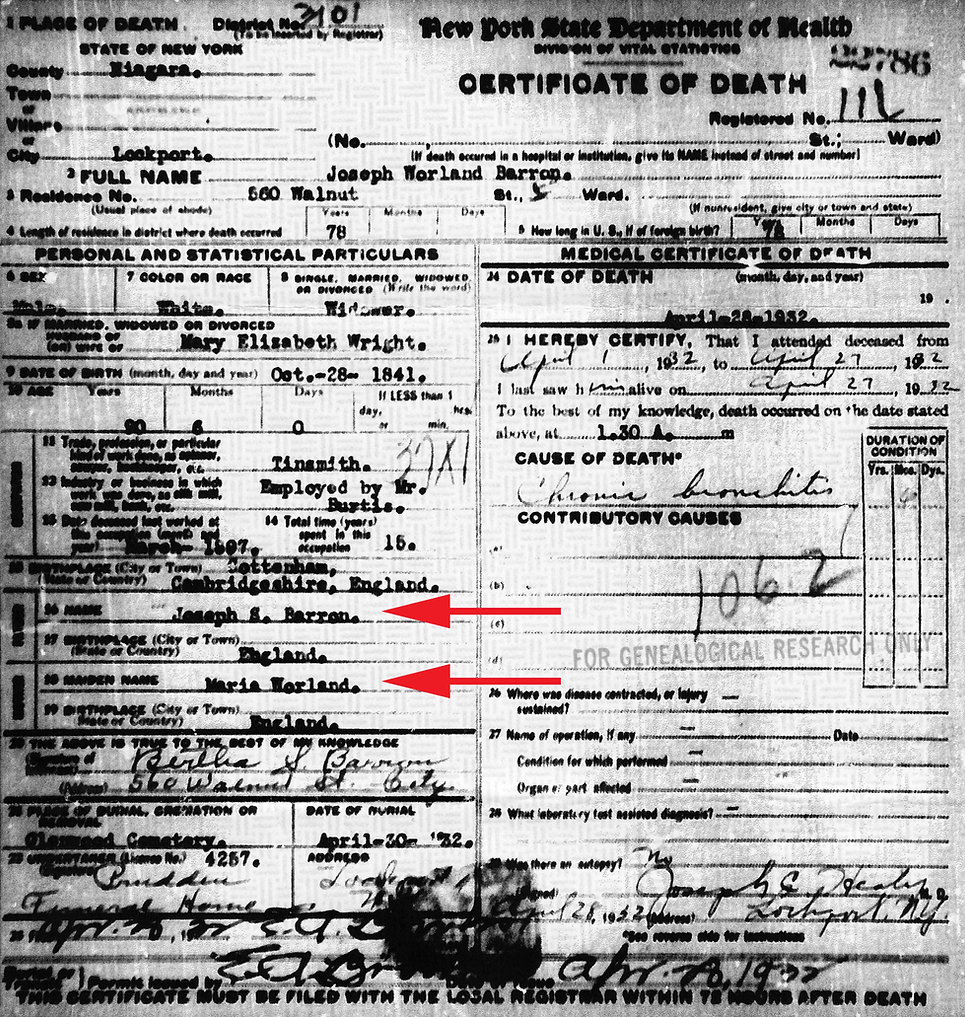 Genealogy - My Ancestor Was Adopted - 19