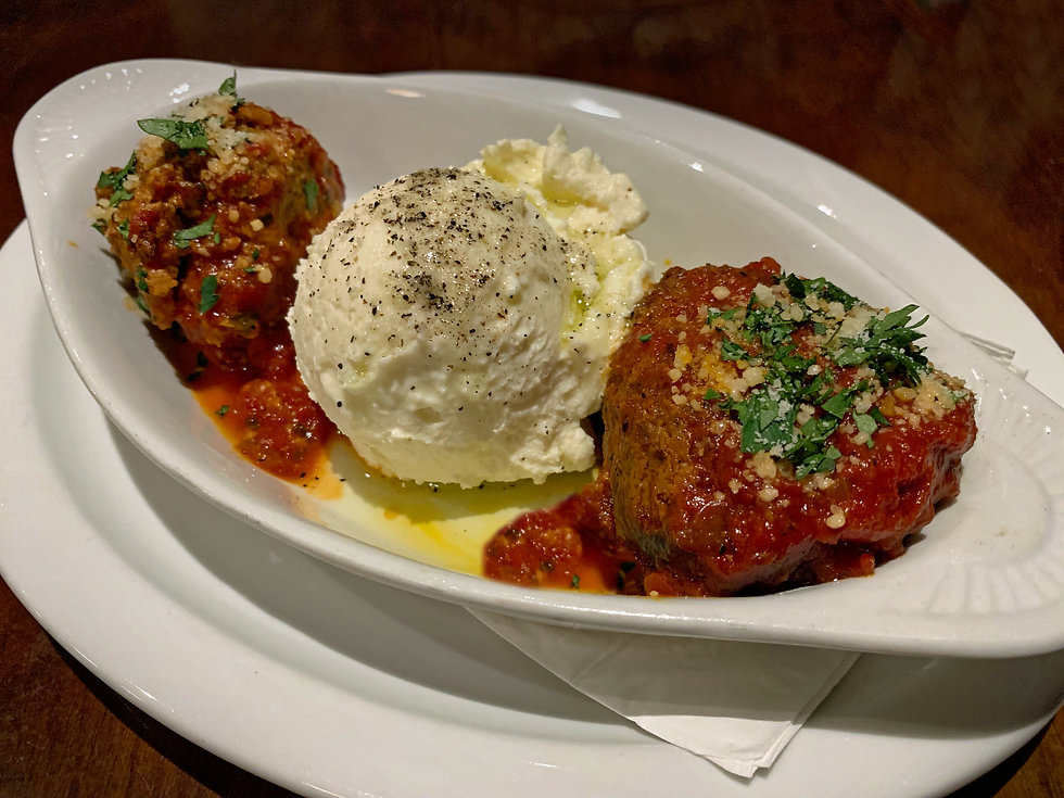 Meatballs - Frankie and Fanuccis- Photo