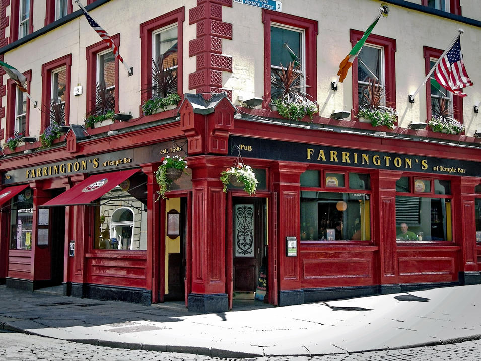 Farrington's in Dublin, Ireland
