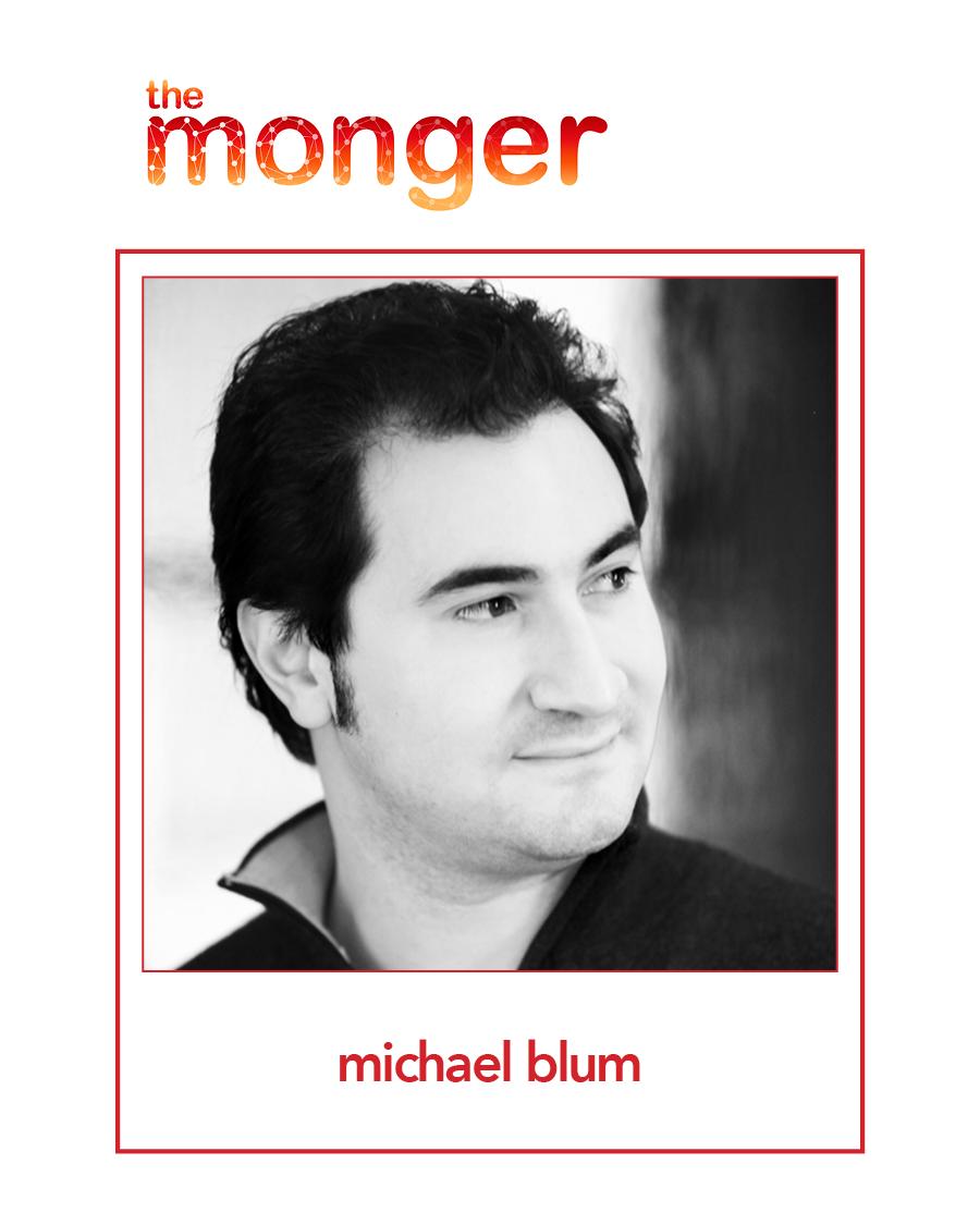 Michael Blum, Lead Strategic Partnerships