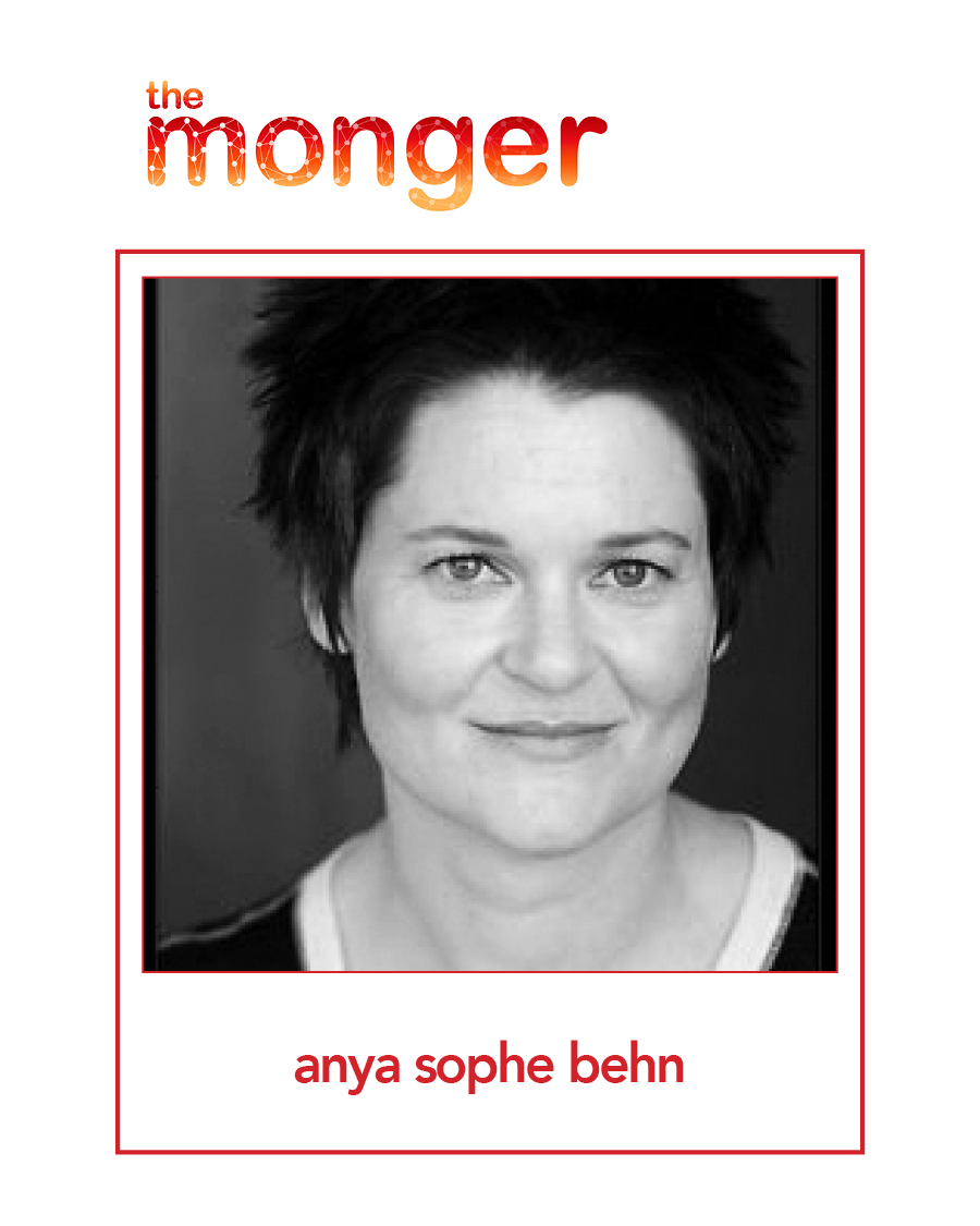 Anya Sophe Behn, Chief Technical Officer for the monger
