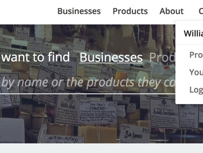 How to set up your business page