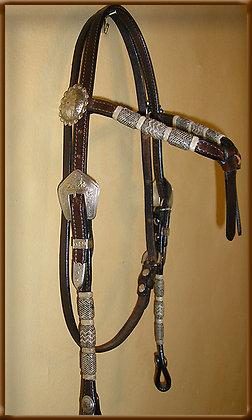 Bridle Leather Benny Braid