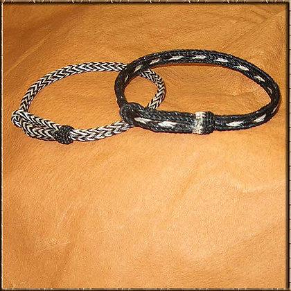 Horse Hair Adjustable Bracelet