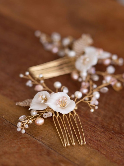 Jewellery Making Course- Swarovski Hair Comb