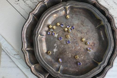 捷克石(金托)深紫