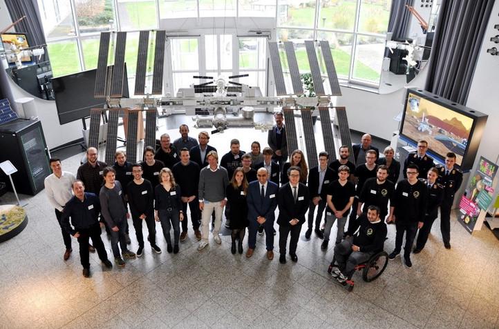 REXUS/BEXUS Cycle Selection Workshop in DLR Bonn, November 2019