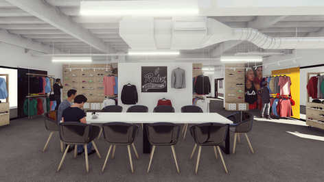 M.R.E 2/Clothing Store