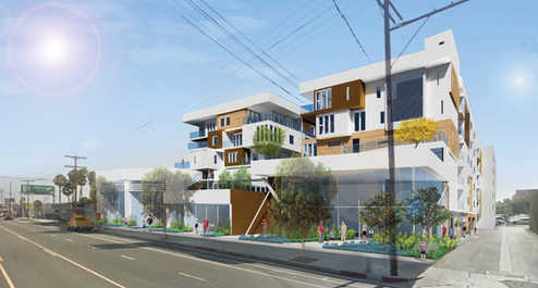 Multi - Affordable Housing Project