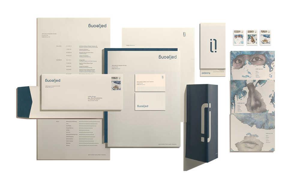 Personal Brading/Stationary System Design