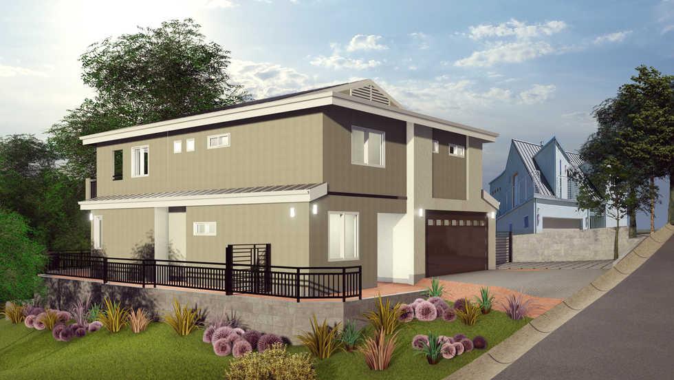 New Construction of Single Family House