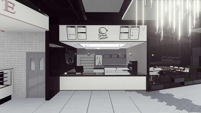 3D Rendering/Pboong Interior Design