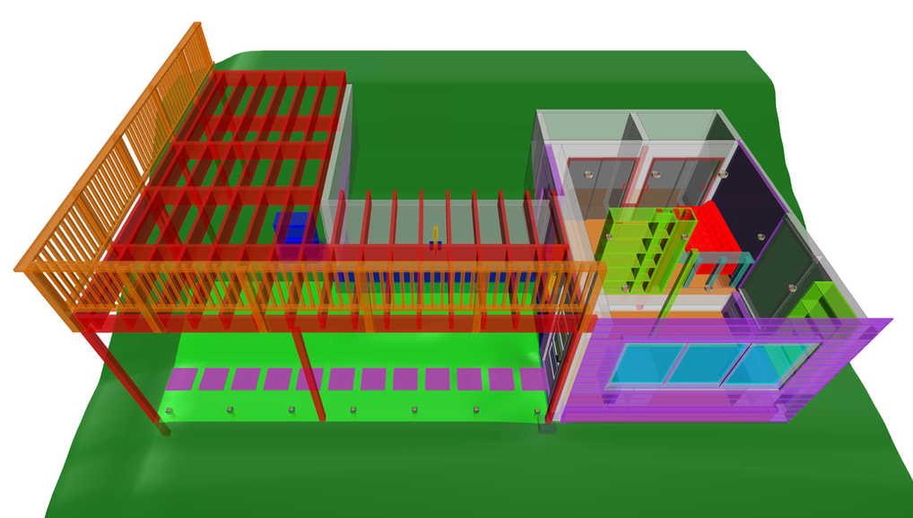 3D Modeling/Exterior