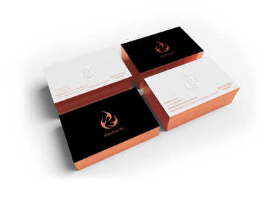 Firstfire-FX/Logo&Business Card Design