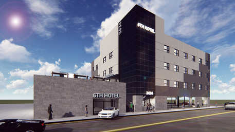 Hotel&Restaurant Exterior Design