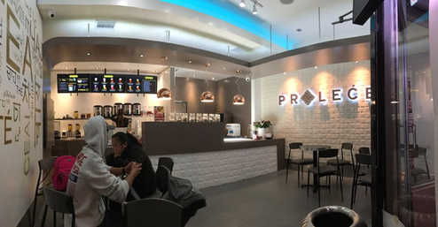 Prolece/Tea House