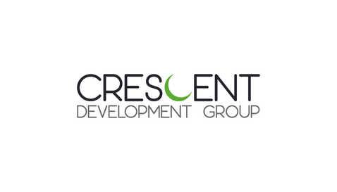 Crescent Logo Design