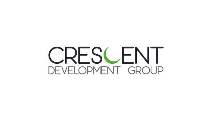 Crescent Logo Design