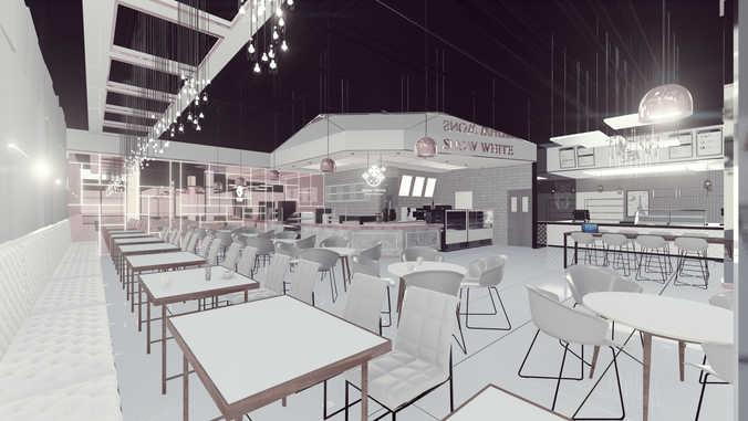 Square Mixx/Food Court