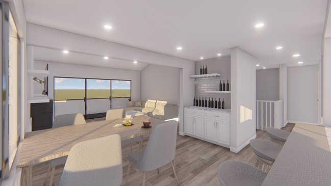 3D Rendering/Living Room