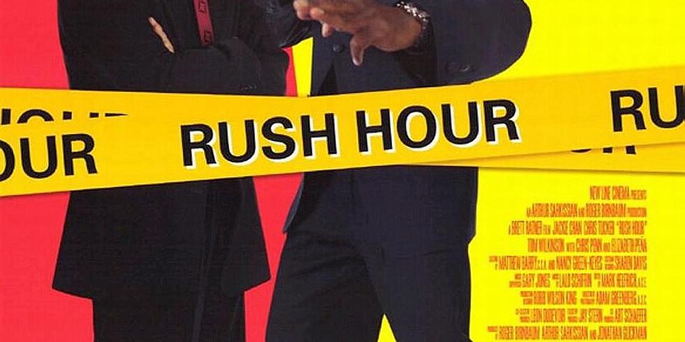 Community Drive-In Cinemas Presents: Rush Hour 1