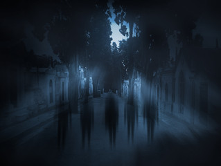 Use Discernment Before Helping Ghosts