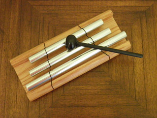 Using Chimes & Alternatives to Clear Energy